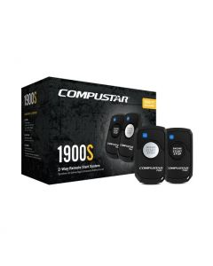 Compustar LT Series - 2-way 1B FM Remote Start Kit 3000' Range