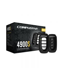 Compustar LT Series - Remote Start Kit 3000' Range (CS4900-S)