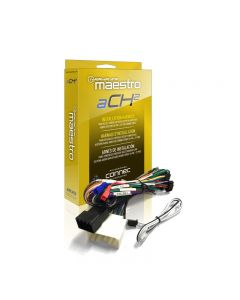 aCH2 Plug and Play Amplifier Harness for Chrysler, Dodge, Jeep Vehicles
