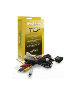 Maestro TO2 T-Harness for Toyota and Sion