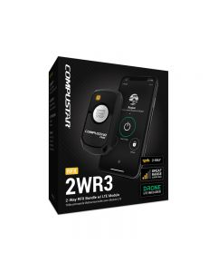 CS 2WR3 FM Remote and DR-X1 kit