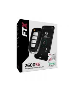 FTX 4B 2 Way DSST Remote and DR-X1 kit